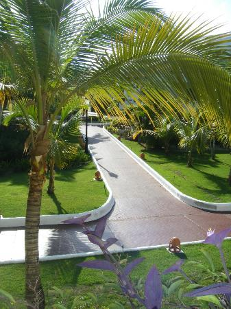 Occidental Grand Punta Cana: Resort Grounds