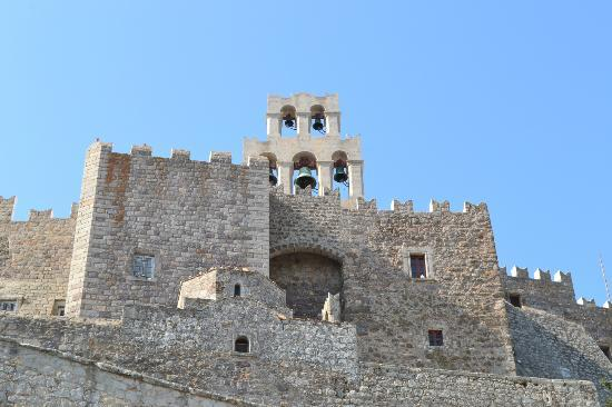 El Greco Studios: Монастырь в Хоре