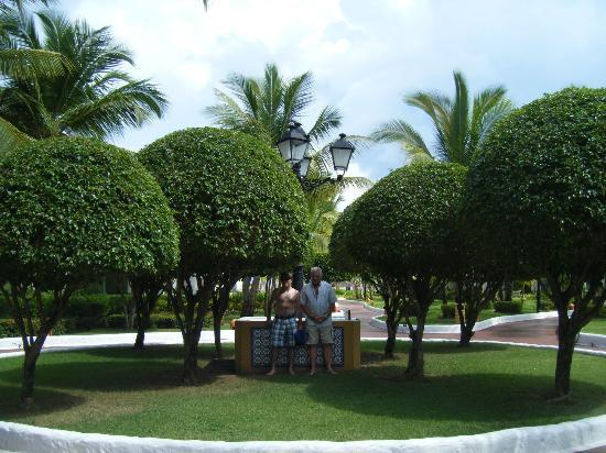 Barcelo Occidental Punta Cana: Resort Grounds