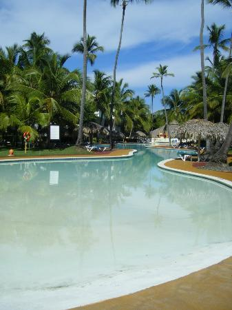 Occidental Grand Punta Cana: One of the pools