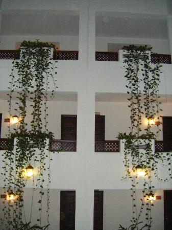 Occidental Grand Punta Cana: Interior of Building Blocks