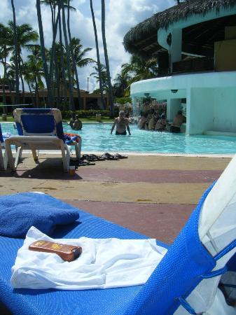 Occidental Grand Punta Cana: Pool Bar