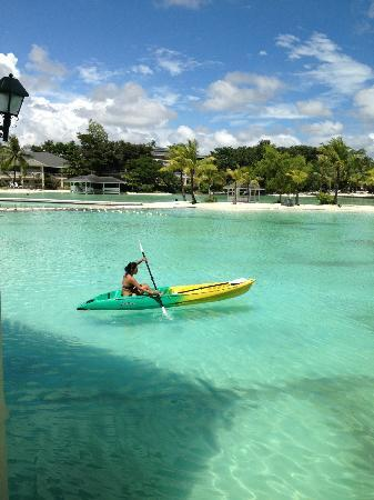 Plantation Bay Resort And Spa: lots activities to do