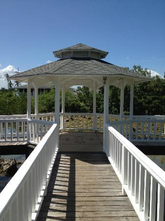 Plantation Bay Resort And Spa: small rotunda