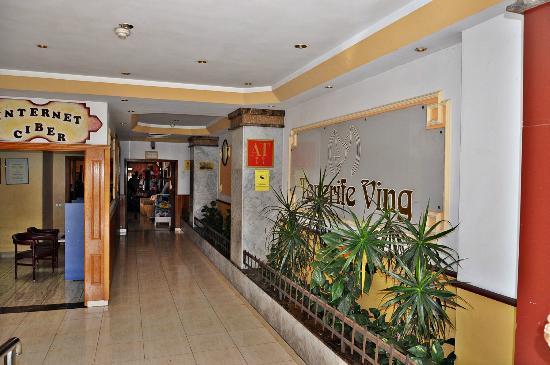Hotel Tenerife Ving: Entrada