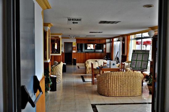 Hotel Tenerife Ving: Recepción