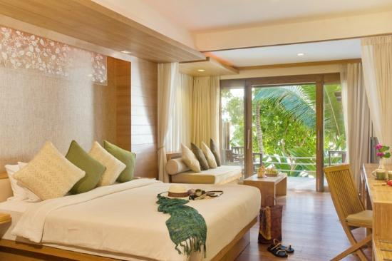 Ao Prao Resort: Beachfront Cottage