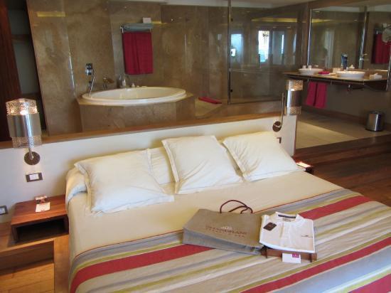 Chambre avec Salle de Bains intégrée - Picture of Shandrani ...