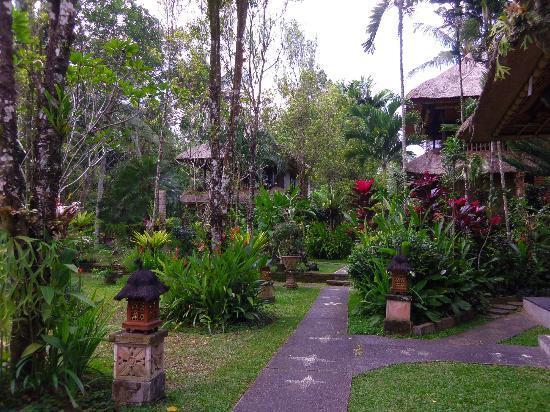 Alam Indah: Le jardin