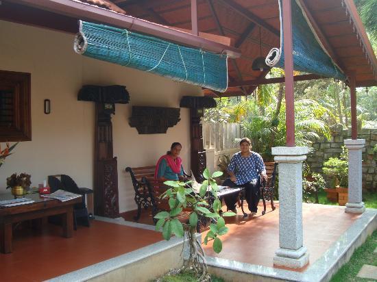 Thotadhahalli Home Stay : Relax