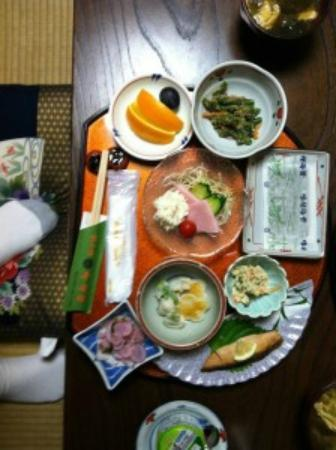 Japan Biking - Day Tours: Cyclist's breakfast