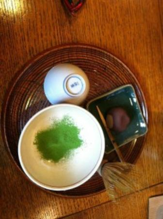 Japan Biking - Day Tours: Tea time