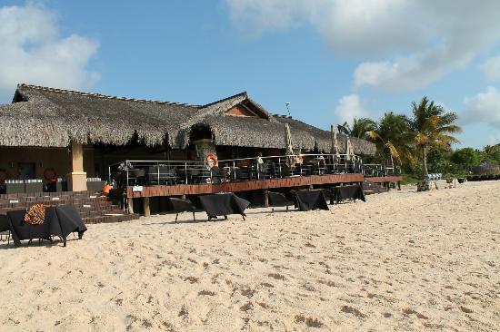 Anantara Bazaruto Island Resort: Club Navale