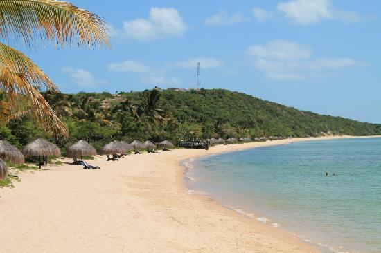 Anantara Bazaruto Island Resort: Indigo bay