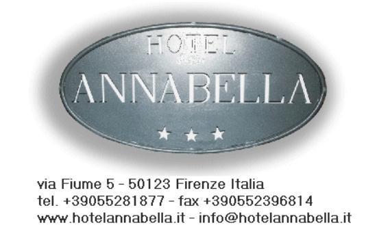 Annabella Hotel: Hotel Annabella Florence logo