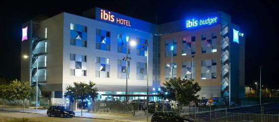 Ibis Budget Lleida: Exterior