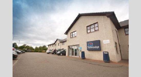 Travelodge Inverness Fairways: Entrance