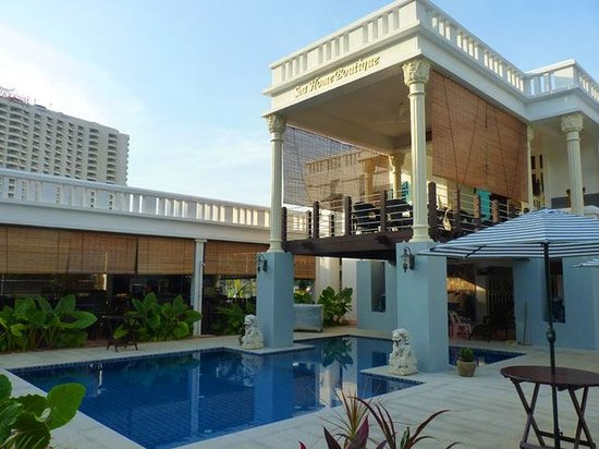 Sea Home Boutique (Home Stay): Front View of Sea Home Boutique