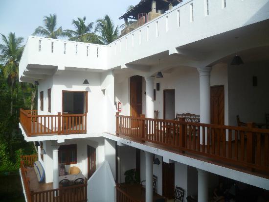 Unawatuna Nor Lanka Hotel : more rooms