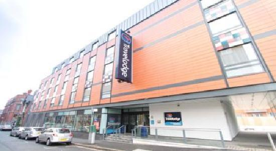 Travelodge Birmingham Central Newhall Street: Exterior
