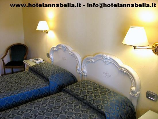 Annabella Hotel: Hotel Annabella Florence - room #38