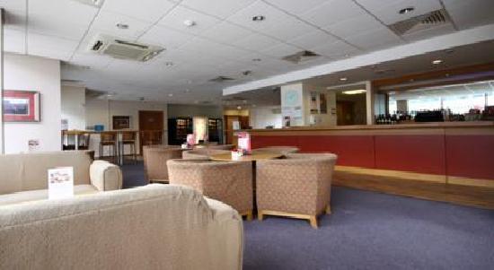 Travelodge Cambridge Central Hotel: Bar Cafe 2