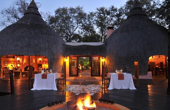 Hoyo-Hoyo Safari Lodge: Hoyo Hoyo Tsonga Lodge