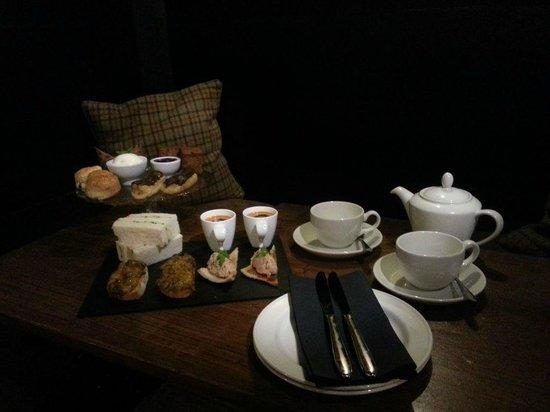 The General Burgoyne: Afternoon Tea @ General Burgoyne