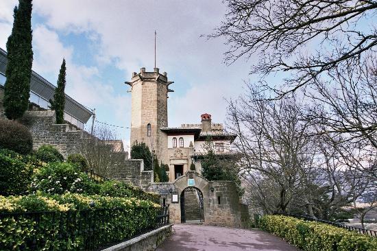 Hotel Castillo El Collado: Hotel el castillo