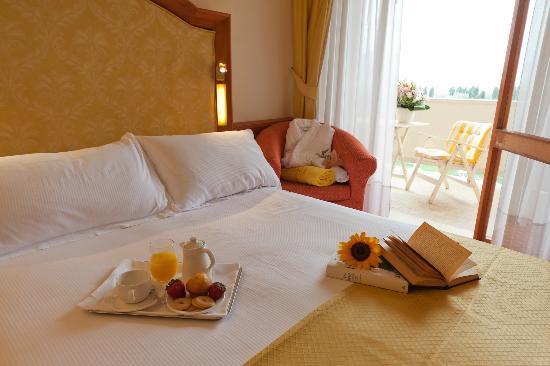 Radisson Blu Resort, Terme di Galzignano – Hotel Sporting: Camera Hotel Sporting