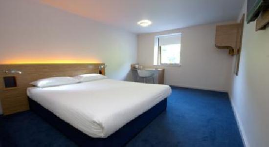Britannia Edinburgh Hotel: Double Room