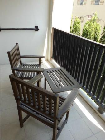 Deevana Plaza Phuket Patong: Terrazza