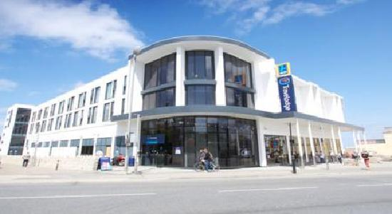 Travelodge Newquay Seafront Hotel: Exterior