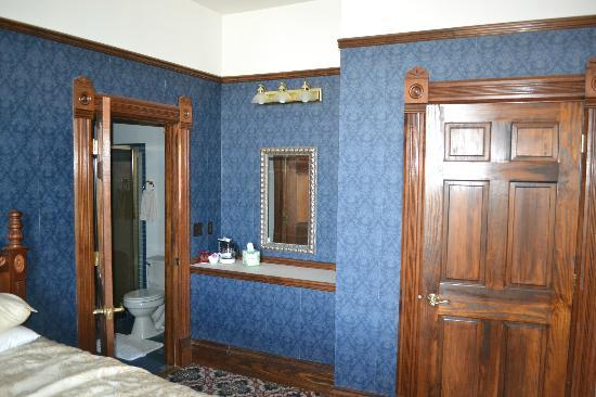 Stampmill Inn: Hearst Bedroom