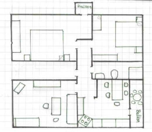 Living room apartment 1 - Picture of Haus Dany, Lof - TripAdvisor