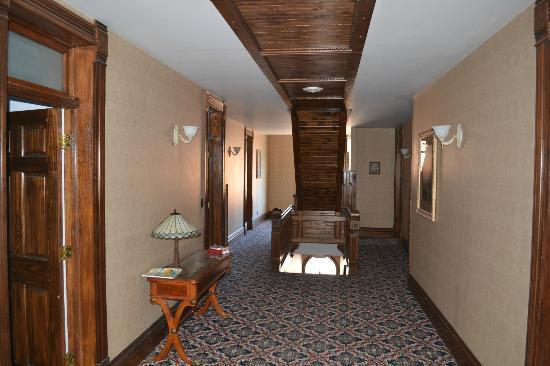 Stampmill Inn: Hallway