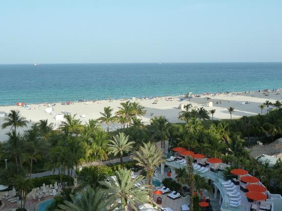 Loews Miami Beach Hotel: vista dalla camera