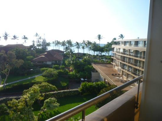 Aston Maui Kaanapali Villas: view from room