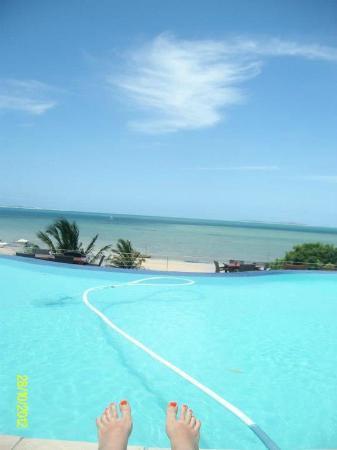 Aguia Negra Resort: View of beach form pool