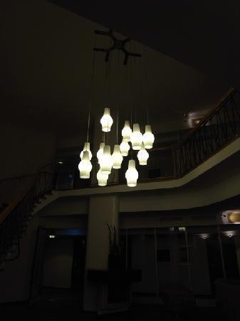 Original Sokos Hotel Vaakuna: 客室階エレベーターホール朝