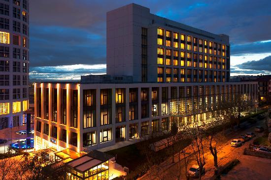 Lugal A Luxury Collection Hotel: Lugal Ankara, located in the center where you do not need a taxi!