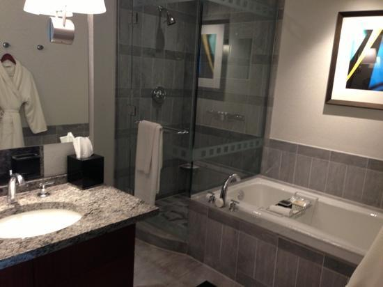 The Ritz-Carlton, Charlotte: master bath