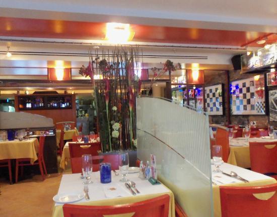 Restaurant Portofino Bistro : Sitting area