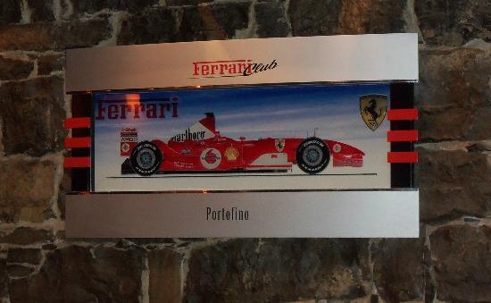 Restaurant Portofino Bistro : Photo of Ferrari
