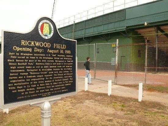 Rickwood Field Park: The oldest baseball park in the U.S.