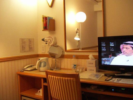 Toyoko Inn Busan Seomyeon: Single room