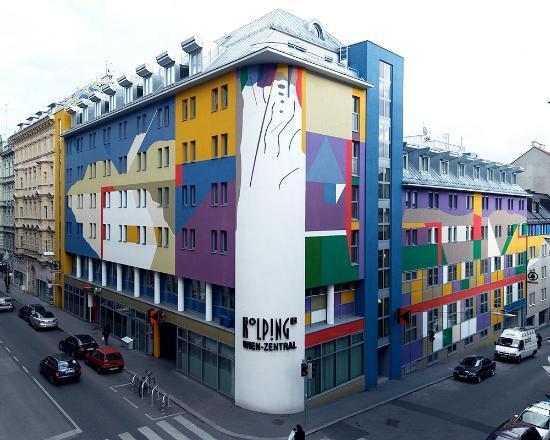 Kolpinghaus Wien-Zentral: Hotelansicht