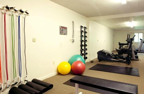 Brookside Resort: Exercise Room