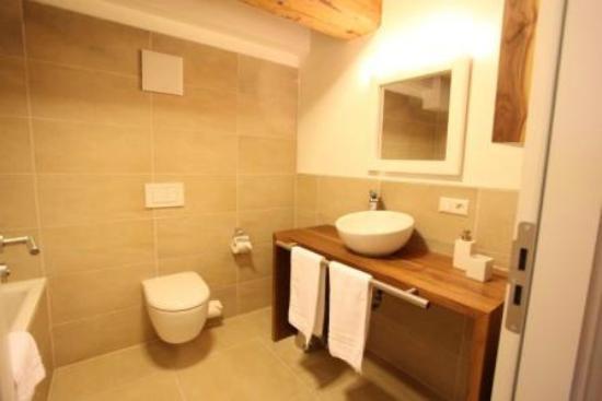 Rainhof Scheune: Badezimmer