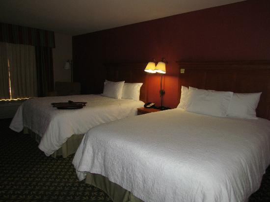 Hampton Inn & Suites Casper: Queen Room
